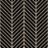 Άνευ ραφής εκλεκτής ποιότητας διάνυσμα σχεδίων ταπετσαριών του Art Deco Στοκ φωτογραφία με δικαίωμα ελεύθερης χρήσης