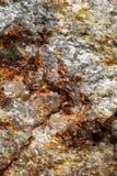 άνευ ραφής επιφάνεια πετρών κινηματογραφήσεων σε πρώτο πλάνο ανασκόπησης Στοκ Εικόνες