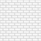 άνευ ραφής λευκό τοίχων τ&omicro Στοκ φωτογραφίες με δικαίωμα ελεύθερης χρήσης