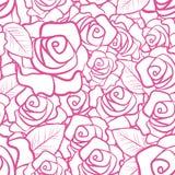 Άνευ ραφής θερινό Floral σχέδιο σχεδίων Στοκ εικόνα με δικαίωμα ελεύθερης χρήσης