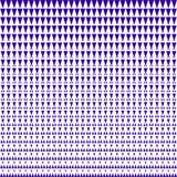 άνευ ραφής διάνυσμα ανασκό Αφηρημένο σχέδιο τριγώνων πολυγώνων γραφικό Στοκ Εικόνα