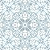 άνευ ραφής διάνυσμα αραβ&omicron Στοκ εικόνες με δικαίωμα ελεύθερης χρήσης