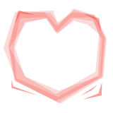 άνευ ραφής διάνυσμα βαλεντίνων μορφής προτύπων s καρδιών δώρων πλαισίων σχεδίου ημέρας καρτών Στοκ Εικόνες