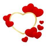 άνευ ραφής διάνυσμα βαλεντίνων μορφής προτύπων s καρδιών δώρων πλαισίων σχεδίου ημέρας καρτών διανυσματική απεικόνιση