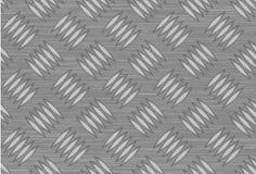 Άνευ ραφής διάνυσμα πιάτων διαμαντιών χάλυβα απεικόνιση αποθεμάτων