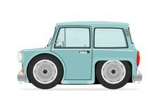 άνευ ραφής διάνυσμα προτύπων κινούμενων σχεδίων αυτοκινήτων Στοκ εικόνες με δικαίωμα ελεύθερης χρήσης