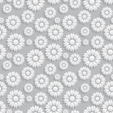 άνευ ραφής διάνυσμα προτύπων σχεδίου floral Στοκ Εικόνα