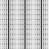 Άνευ ραφής διακοσμητικό υπόβαθρο με τις γεωμετρικές μορφές Στοκ φωτογραφία με δικαίωμα ελεύθερης χρήσης