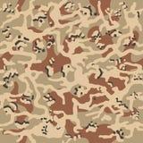 Άνευ ραφής διανυσματική απεικόνιση υποβάθρου σχεδίων κάλυψης Το κλασικό camo κάλυψης ύφους ιματισμού επαναλαμβάνει την τυπωμένη ύ Στοκ Φωτογραφίες