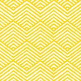 Άνευ ραφής διανυσματικό γεωμετρικό σχέδιο Στοκ φωτογραφία με δικαίωμα ελεύθερης χρήσης