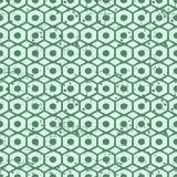 Άνευ ραφής διανυσματικό πρότυπο grunge Δημιουργικό γεωμετρικό υπόβαθρο με το καρύδι βιδών Σύσταση Grunge με την τριβή, ρωγμές και ελεύθερη απεικόνιση δικαιώματος