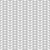 Άνευ ραφής διανυσματικό σχέδιο ψαροκόκκαλων Στοκ φωτογραφία με δικαίωμα ελεύθερης χρήσης