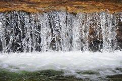 άνευ ραφής διανυσματικό ύδωρ προτύπων έγχρωμης εικονογράφησης ανασκόπησης Στοκ φωτογραφία με δικαίωμα ελεύθερης χρήσης