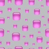 Άνευ ραφής ιώδες αφηρημένο γεωμετρικό σχέδιο απεικόνιση αποθεμάτων
