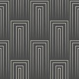 Άνευ ραφής κάθετο σχέδιο γραμμών Διανυσματικό γραπτό ριγωτό Β Στοκ Εικόνες