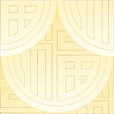 Άνευ ραφής κινεζική παραδοσιακή σύσταση Στοκ Εικόνα