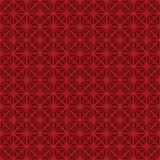 Άνευ ραφής κινεζικό υπόβαθρο σχεδίων λουλουδιών ύφους rhomb Στοκ Φωτογραφίες