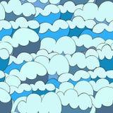 άνευ ραφής κύματα προτύπων Στοκ φωτογραφίες με δικαίωμα ελεύθερης χρήσης