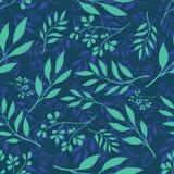 Άνευ ραφής μικρό floral σχέδιο μέσα στοκ εικόνες