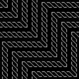 Άνευ ραφής μονοχρωματικό σχέδιο τρεκλίσματος σχεδίου Στοκ εικόνες με δικαίωμα ελεύθερης χρήσης