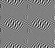 Άνευ ραφής μονοχρωματικό σχέδιο τρεκλίσματος σχεδίου Στοκ φωτογραφία με δικαίωμα ελεύθερης χρήσης
