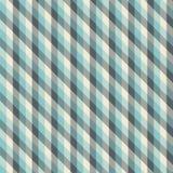 Άνευ ραφής μπλε και πράσινο υπόβαθρο του σχεδίου καρό διανυσματική απεικόνιση