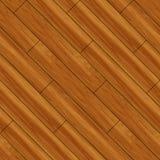 άνευ ραφής ξύλινος παρκέ δ&alpha Στοκ εικόνα με δικαίωμα ελεύθερης χρήσης