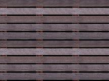 Άνευ ραφής ξύλινη σύσταση του πατώματος ή του πεζοδρομίου, ξύλινη παλέτα Στοκ Εικόνες