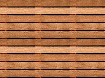 Άνευ ραφής ξύλινη σύσταση του πατώματος ή του πεζοδρομίου, ξύλινη παλέτα Στοκ εικόνα με δικαίωμα ελεύθερης χρήσης