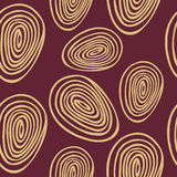 Άνευ ραφής ξύλινη σύσταση χρώματος σχεδίων συρμένη χέρι Στοκ Εικόνες