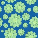 Άνευ ραφής λουλούδι pattern2 Στοκ φωτογραφίες με δικαίωμα ελεύθερης χρήσης