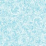 Άνευ ραφής παγωμένο πρότυπο Στοκ φωτογραφία με δικαίωμα ελεύθερης χρήσης