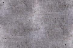 Άνευ ραφής παλαιά βρώμικη σύσταση, γκρίζος συμπαγής τοίχος Στοκ Εικόνες