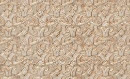 Άνευ ραφής περίκομψο μαυριτανικό σχέδιο Στοκ φωτογραφία με δικαίωμα ελεύθερης χρήσης