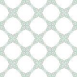 Άνευ ραφής περίκομψο σχέδιο κεραμιδιών Στοκ Εικόνα