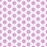 Άνευ ραφής πρότυπο λουλουδιών Στοκ εικόνα με δικαίωμα ελεύθερης χρήσης