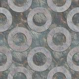 Άνευ ραφής πρότυπο πετρών Στοκ φωτογραφία με δικαίωμα ελεύθερης χρήσης