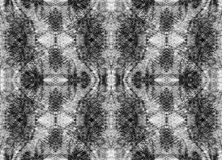 Άνευ ραφής συμμετρικό σχέδιο στο κέντρο Απεικόνιση αποθεμάτων