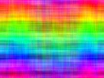Άνευ ραφής συνδυασμένα λωρίδες του παχιού χρώματος στις ζωηρόχρωμες σκιές Στοκ φωτογραφία με δικαίωμα ελεύθερης χρήσης