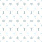 Άνευ ραφής σχέδιο έτους Χριστουγέννων νέο με snowflakes background colors holiday red yellow Snowflakes Χειμερινή μπλε διακόσμηση Στοκ φωτογραφία με δικαίωμα ελεύθερης χρήσης
