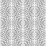Άνευ ραφής σχέδιο αλυσίδων Πλεκτό διάνυσμα υπόβαθρο Διακοσμητικό σκηνικό δαντελλών Διαμορφωμένος πλέξτε τη σύσταση Εκλεκτής ποιότ διανυσματική απεικόνιση