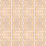 Άνευ ραφής σχέδιο με τα γεωμετρικά κύματα διανυσματική απεικόνιση