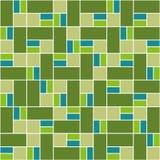 Άνευ ραφής σχέδιο με τα ζωηρόχρωμα τετράγωνα Στοκ εικόνα με δικαίωμα ελεύθερης χρήσης