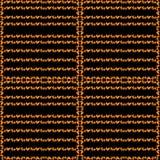 Άνευ ραφής σχέδιο με τον πολτό εσπεριδοειδών στοκ φωτογραφίες