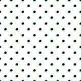 Άνευ ραφής σχέδιο σημείων Πόλκα επίσης corel σύρετε το διάνυσμα απεικόνισης απεικόνιση αποθεμάτων