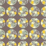 Άνευ ραφής σχέδιο σημείων Πόλκα Σύσταση σημείων 3d balls Στοκ εικόνες με δικαίωμα ελεύθερης χρήσης