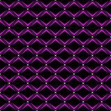 Άνευ ραφής σχέδιο σχεδιαστών διαγώνιών σε τρίχρωμο διανυσματική απεικόνιση