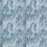 Άνευ ραφής σχέδιο σύστασης πάγου, διάνυσμα απεικόνιση αποθεμάτων