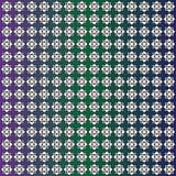 Άνευ ραφής σχέδιο του τετραγωνικού διανύσματος διανυσματική απεικόνιση
