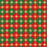 Άνευ ραφής σχέδιο τυλίγοντας εγγράφου Χριστουγέννων ελεύθερη απεικόνιση δικαιώματος